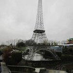 Effiel Tower In Paris