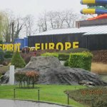 Spirit of Europe pavilion
