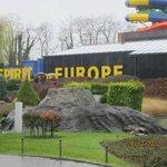 Spirit of Europe pavilion