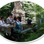 Picnic Trail Ride at Patriot Farm at the Grand View