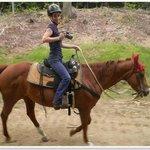 Trail Ride at Patriot Farm at the Grand View