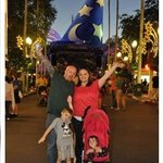 Hollywood Studios with family