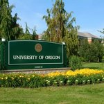 Arriving at the University of Oregon