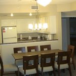 Dining area/kitchen
