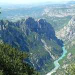 Ardeche from the road