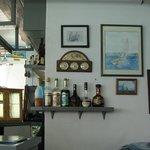 Sailor's Rest interior