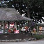 Front Entrance/Cafe