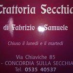 Photo of Trattoria Secchia