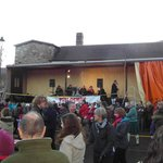 Pitlochry - New Year street Ceilidh