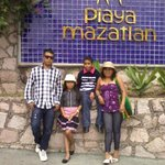 estadia en hotel playa mazatlan