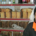 Breads and cashier