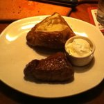 Outback Sirloin with Baked Potato