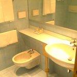 Bathroom - spacy