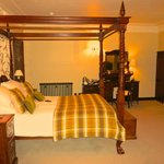 Breadalbane bedroom