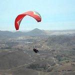 Paragliding Pachacamac. Lima - Peru