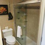 Main bathroom in suite 11222
