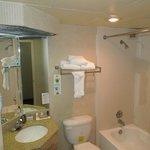Bathroom room 603