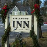 Applewood Sign