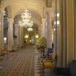 Lobby and corridors