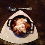Bread Pudding w/Whiskey Carmel