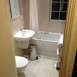 Bathroom, executive double