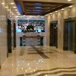 Lobby de los ascensores