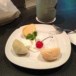 mochi ice cream, very delicious!