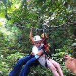 mi hijo haciendo Canopy