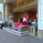 Daytime Santa