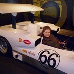 Take your photo in a Chaparral!