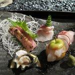 13-course - sashimi