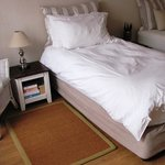 Single bed for single occupancy