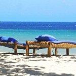 Beach Beds Kinondo Kwetu