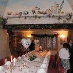 Wedding Reception Dining Table