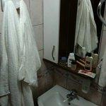 Standart oda - Banyo