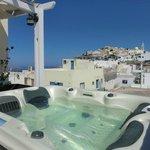 terrazzo privato con jacuzzi + vista spettacolare