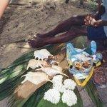 pescatore di conchiglie anse takamaka