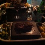 Angus Steak 200g with vegetables