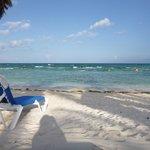 La playa, es imagen  la amamos, queremos volver!!!