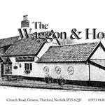 waggon and horses, Griston