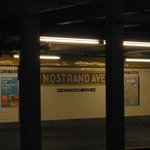 Nostrand Ave Subway 2 blocks away !