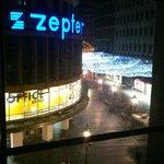 201 den gece manzarası