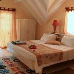 Bedroom- spacious