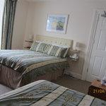 Family en-suite, refurbed during 2012