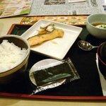 Japanese breakfast also very nice