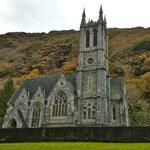 Mini-Cathedral at Kylemore Abbey!