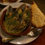 Heavenly mussels!