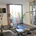 Park&Suites Prestige Divonne les Bains - Fitness Room