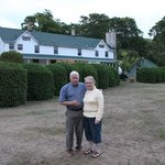 Aug 2012 - owners Herbert & Marianna Gibson