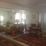inside 6 bedroom villa